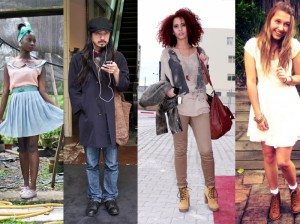 Global Street Style from Ghana, Japan, Tunisia & Australia!