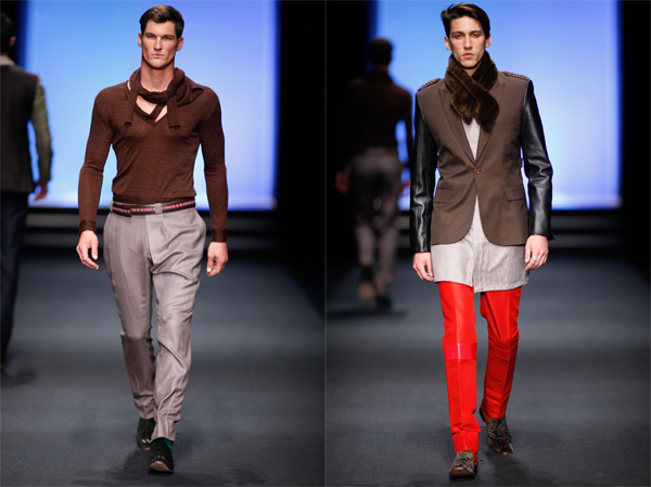 House of Olé shown at South Africa Fashion Week Autumn/Winter 2013