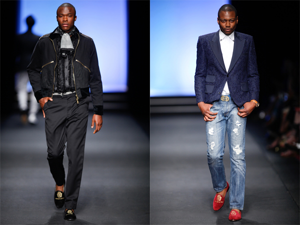 House of Olé at South Africa Fashion Week Autumn/Winter 2013 menswear