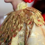 Details of a Guo Pei creation