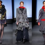 Clive Rundle's Autumn/Winter 2013 Collection at South Africa Fashion Week