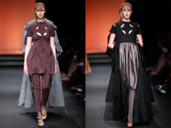 Black Coffee at South Africa Fashion Week Autumn/Winter 2013