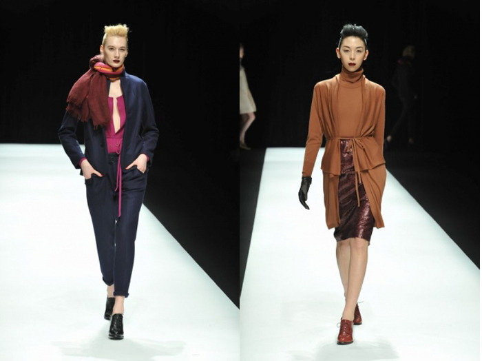 Kamishima Chinami Fall/Winter 2013-14