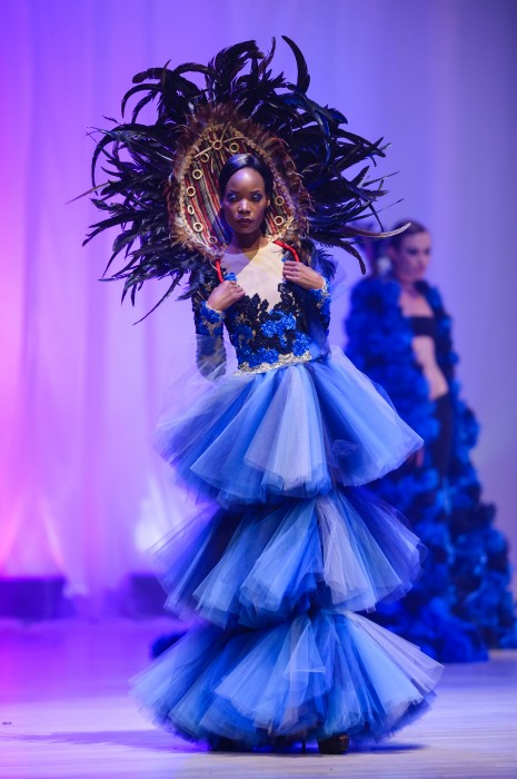 Pistahan De Couture by Kenneth Barlis