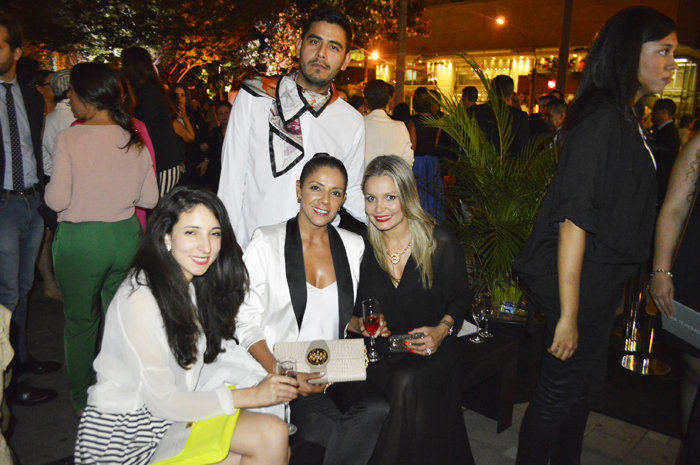 After-dark Global Street Style from the parties of Colombia Moda 2013