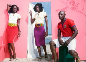 54 Kingdoms an online fashion destination celebrating the African style sensibility.