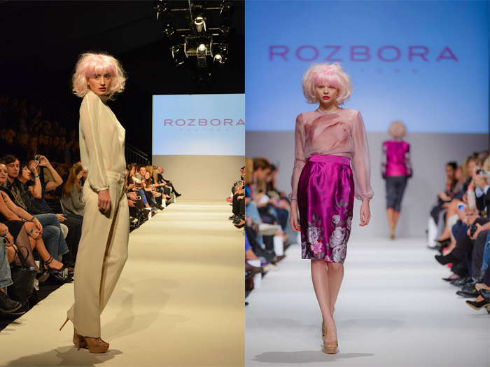 Rozbora Fall/Winter 2013 at Vienna Fashion Week