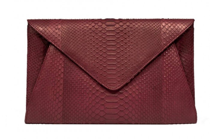 Beautiful envelope clutch by Pink Bull