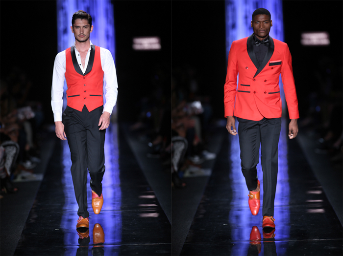 Narainsamy Fall/Winter 2014 from South Africa Fashion Week