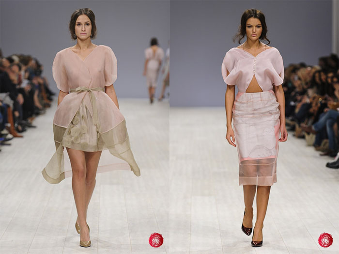 Avtandil Spring/Summer 2014 at Ukrainian Fashion Week