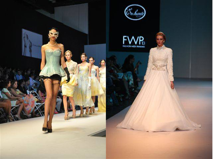 Juan David Velez Fashion Week Panama 2013