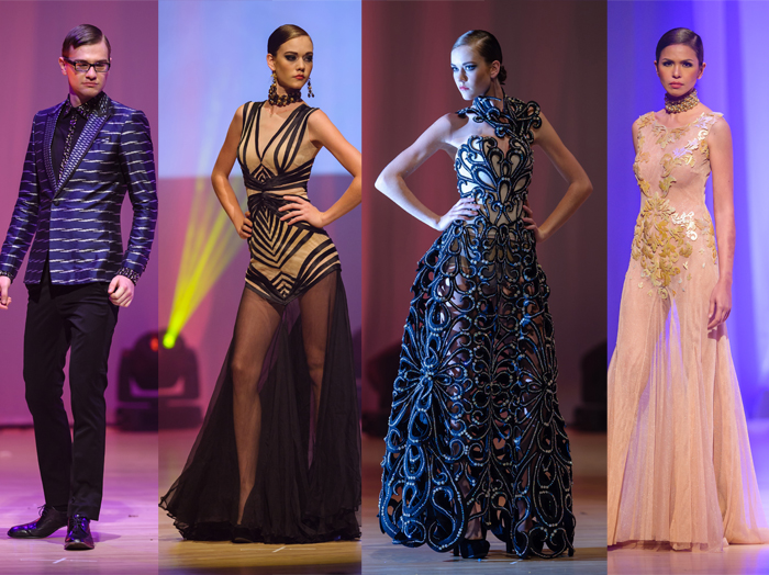 Francis Libiran at Canada Philippine Fashion Week