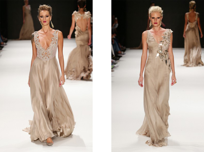 Odrella at Mercedes-Benz Fashion Week Istanbul Spring/Summer 2014