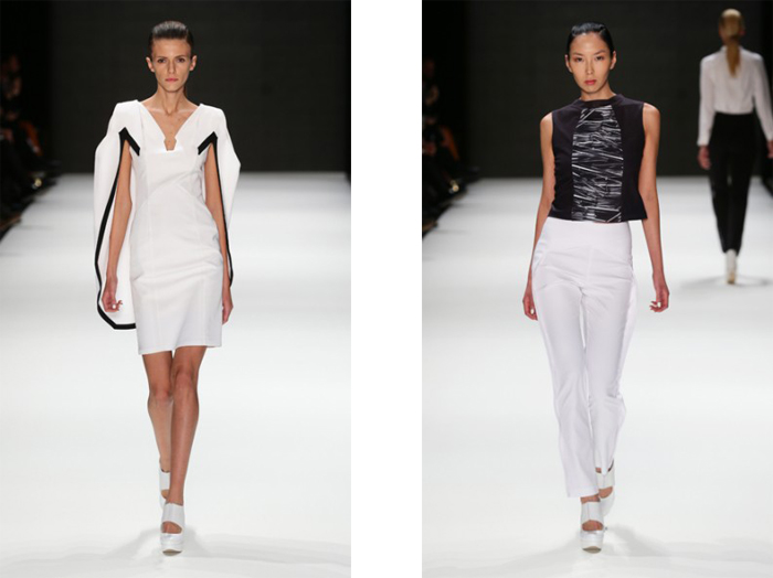 Ayhan Yetgin at Mercedes-Benz Fashion Week Istanbul SS 2014