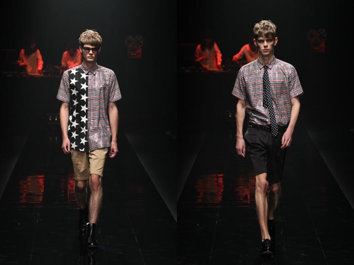 Patchy Cake Eater Mercedes Benz Fashion Week Tokyo Spring Summer 2014 1