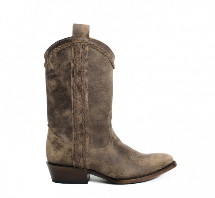 Two Step Cowboy Boot