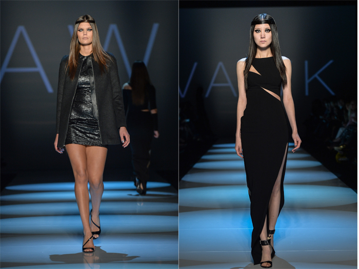 VAWK World MasterCard Fashion Week Toronto FallWinter 2014