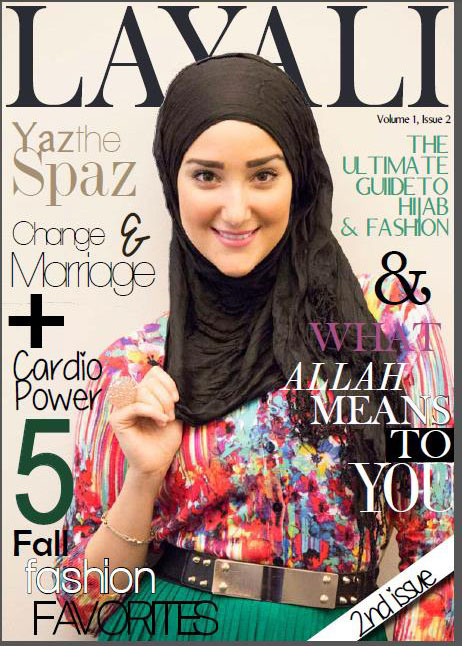 Layali's 2nd issue