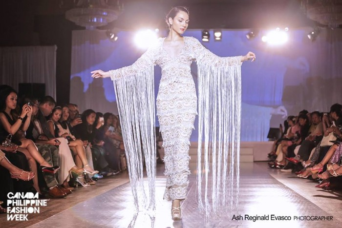 Frederick Peralta's 30th Anniversary at Canada Philippine Fashion Week in Toronto Canada