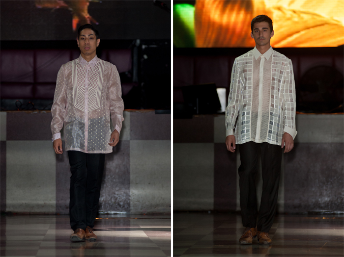 Renee Salud Canada Philippine Fashion Week