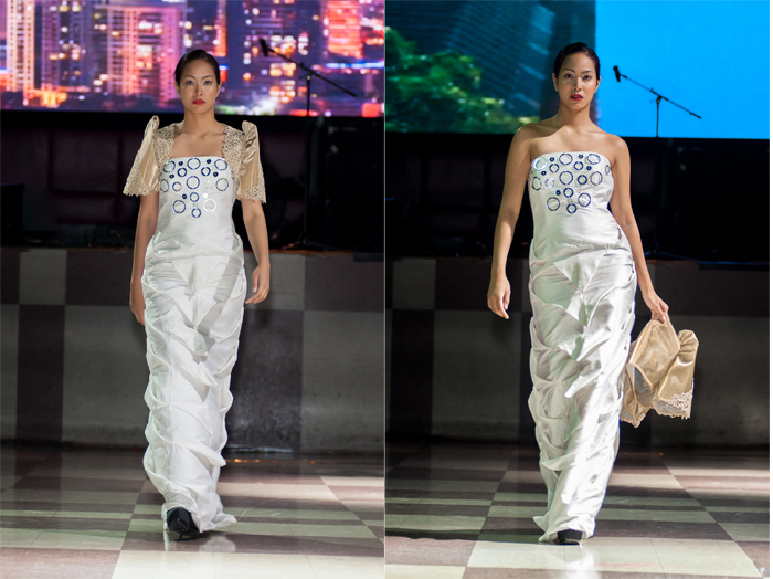 Shanon Pamaong Canada Philippine Fashion Week