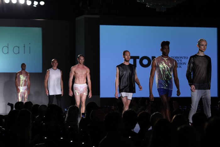 Diodati by Luca Galardo at Toronto Men's Fashion Week