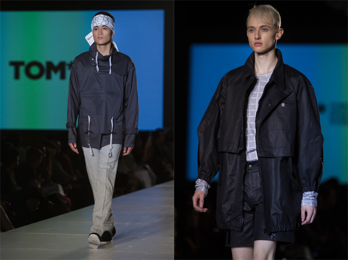Christian L'Enfant Roi at Toronto Men's Fashion Week