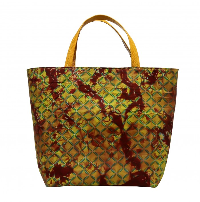 Cute tote by Africa Blooms